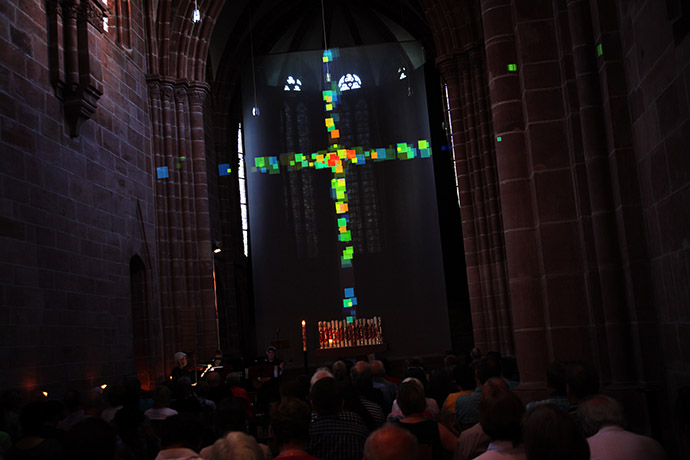 Ecumenical Night of Churches Kaiserslautern 2014